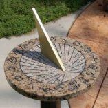 accurate garden sundial