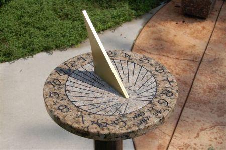 Accurate Garden Sundial · Garden Sundial Coordinates