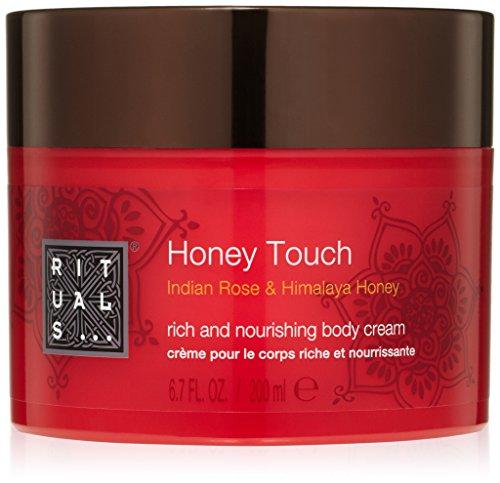 rituals ayurveda honey touch body cream